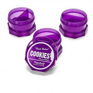 Purple Cookies Stack Jar (separate)
