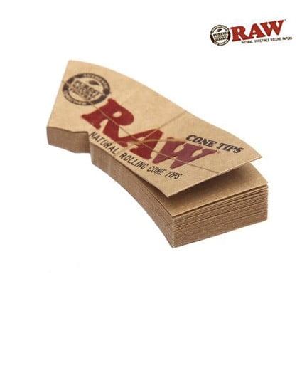 Raw Cone Tips