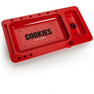 Red Original Cookies Rolling Tray