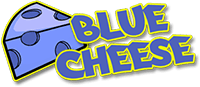BlueCheese Clothing Logo