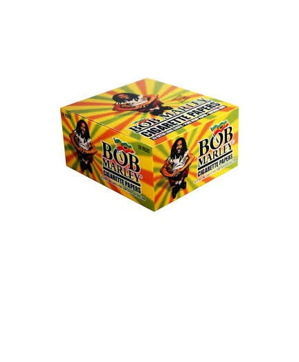 Bob Marley Kingsize Rolling Papers