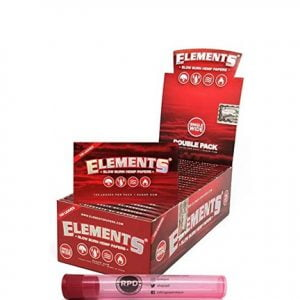 Elements Red 1 1 14 Rolling Papers