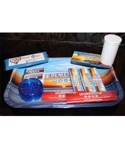 Elements Rolling Tray Bundle Pack