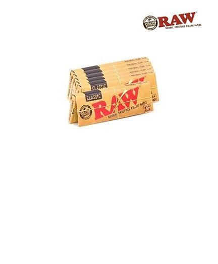 Raw Classic 1 1 4