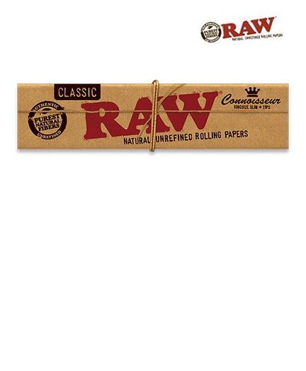 Raw Classic Connoisseur Kingsize Slim