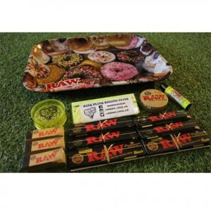 Raw Doughnut Rolling Tray Bundle