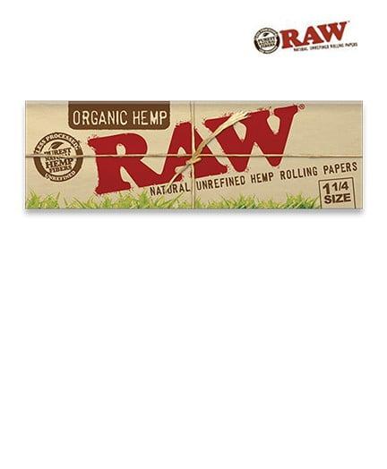 Raw Organic Hemp 1 1 4
