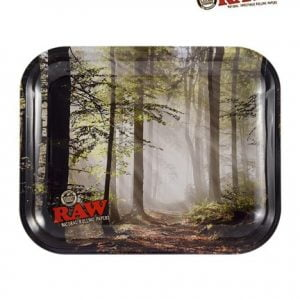 Raw Smokey Forrest Rolling Tray