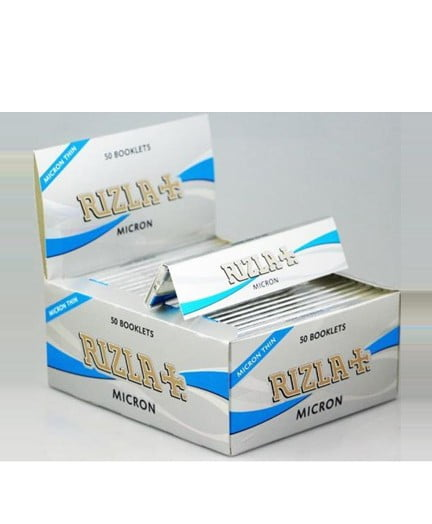 Rizla Micron (full box)