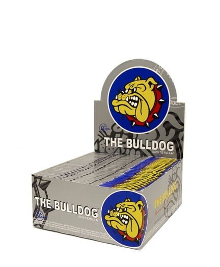 The Bulldog Kingsize Slim Papers