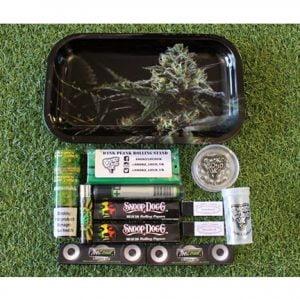 Bud Life Rolling Tray Bundle (medium)