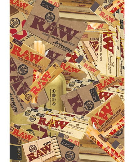 Raw Lifestyle Loud Pac (classic) Packaging Plain