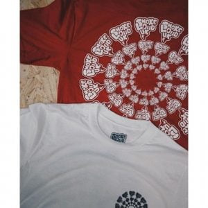 Smokelouduk Og Spiral Short Sleeve T Shirt