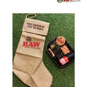 Raw Christmas Stocking Set 1
