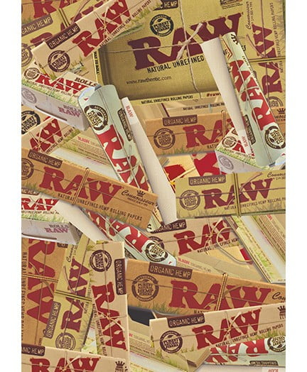 Raw Lifestyle Loud Pac (organic) Packaging Plain
