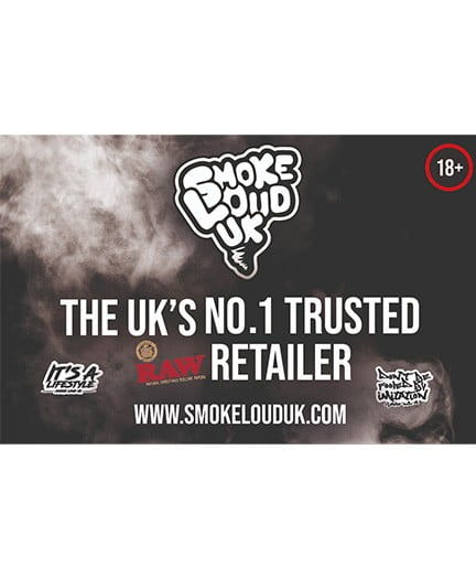 Smokeloud Uk The Uks Number 1 Trusted Raw Retailer