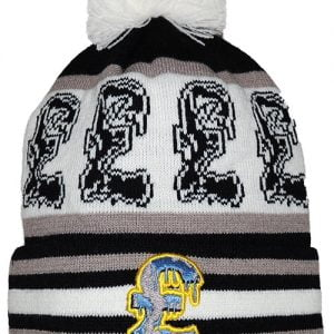 BlueCheese X JJClothing Collab Bobble Beanie