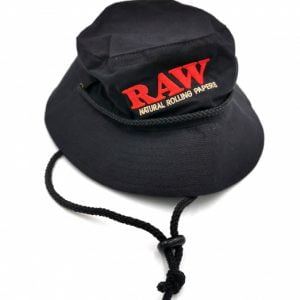 Raw Hat Black