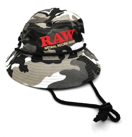 Raw Hat Camo
